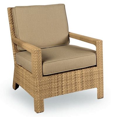 Delta Club Wicker Armchair