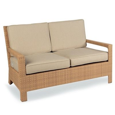 Delta Two Seater Wicker Sofa