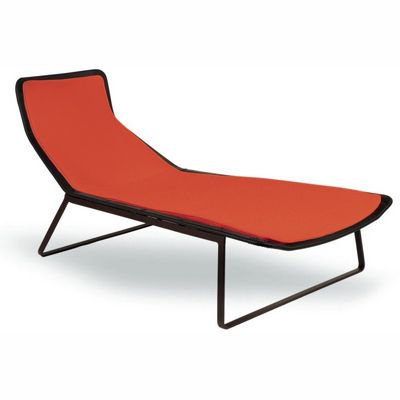 outdoor chaise cushions maia outdoor chaise lounger with full cushion gk