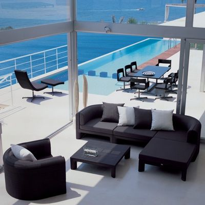 Sectional Outdoor Patio Furniture Cozydays