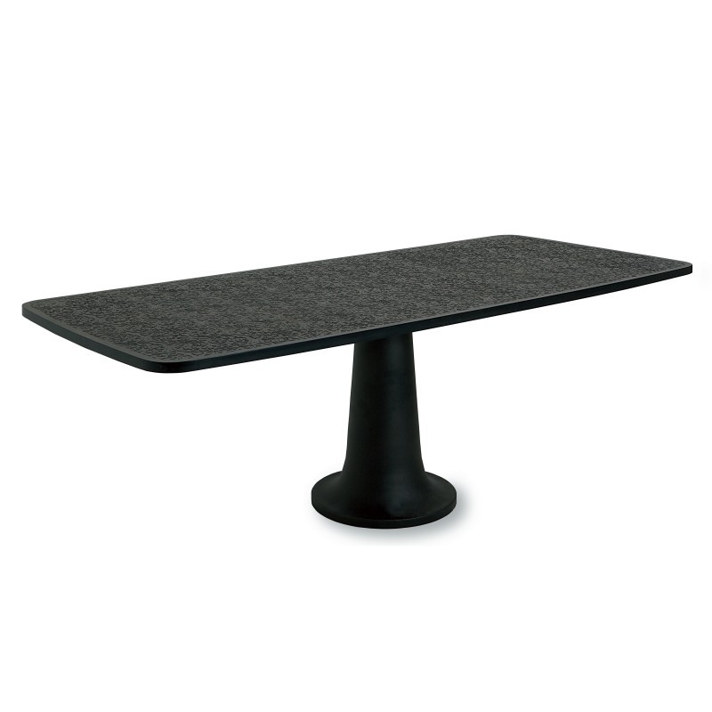 Outdoor Furniture: Kettal: Atmosphere Rectangle Outdoor Dining Table