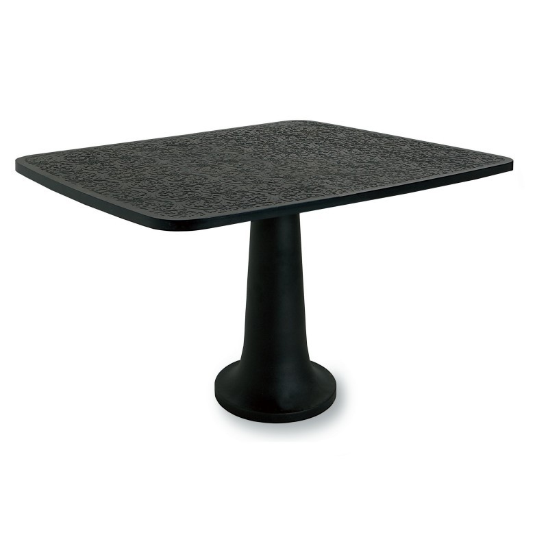 Outdoor Furniture: Kettal: Atmosphere Square Outdoor Dining Table