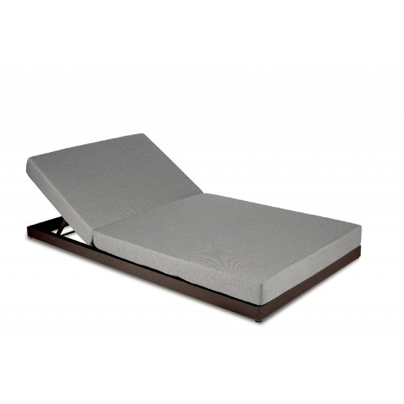 Landscape Outdoor Chaise Lounger with 5-position backrest
