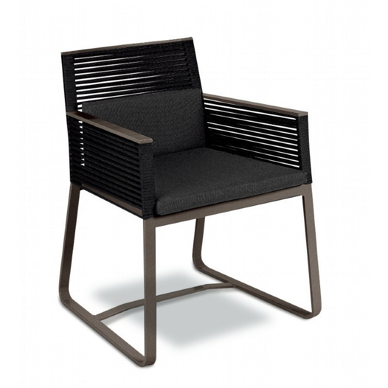Landscape Outdoor Dining Armchair