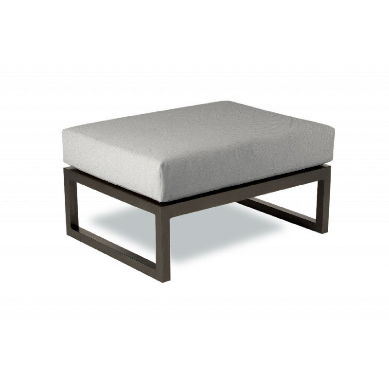 Outdoor Furniture: Footstools: Landscape Outdoor Footstool