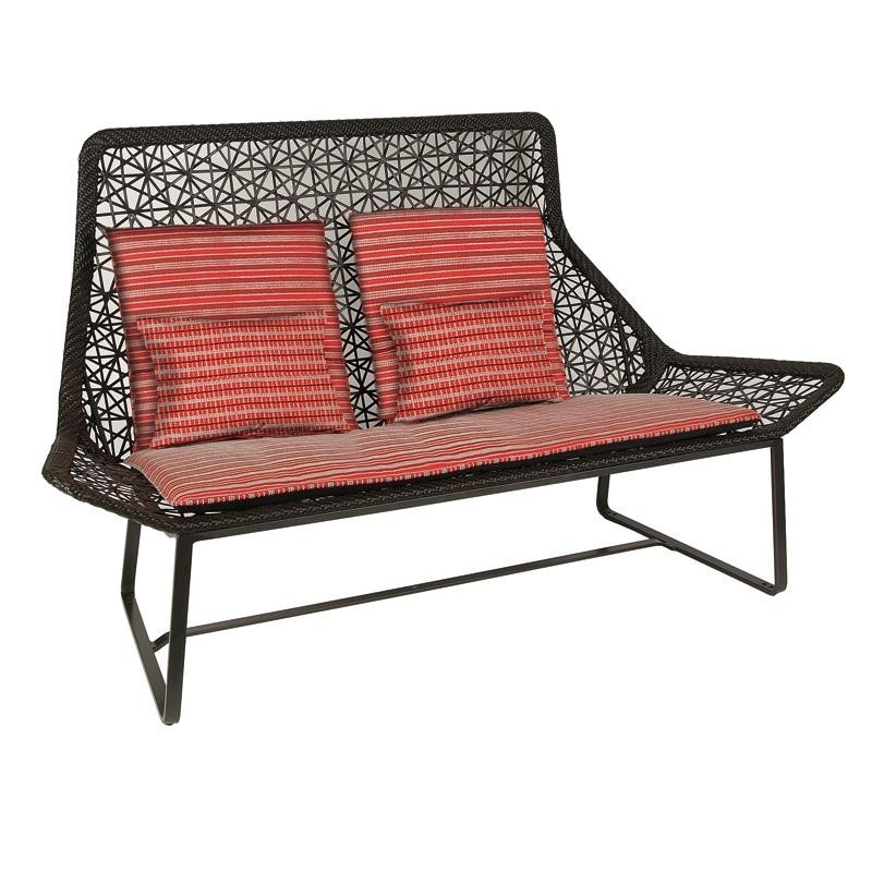 Maia Outdoor Two Seater Sofa : Patio Chairs