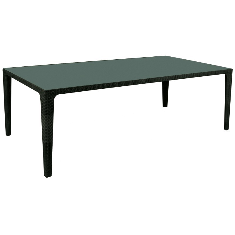 Venezia Rectangle Outdoor Dining Table : Patio Chairs