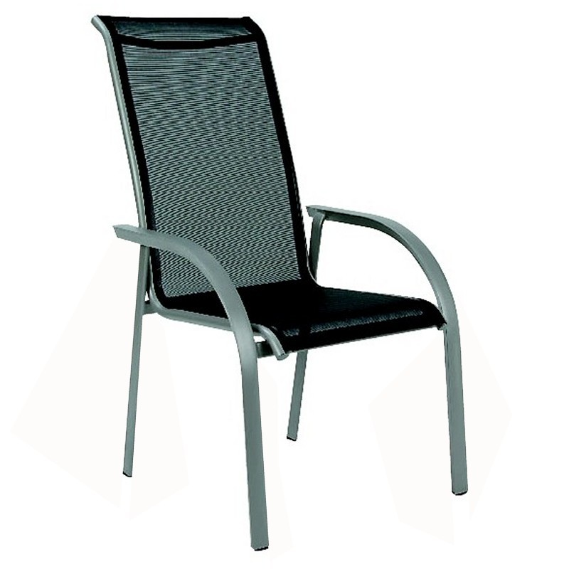 Sling Back Patio Chairs