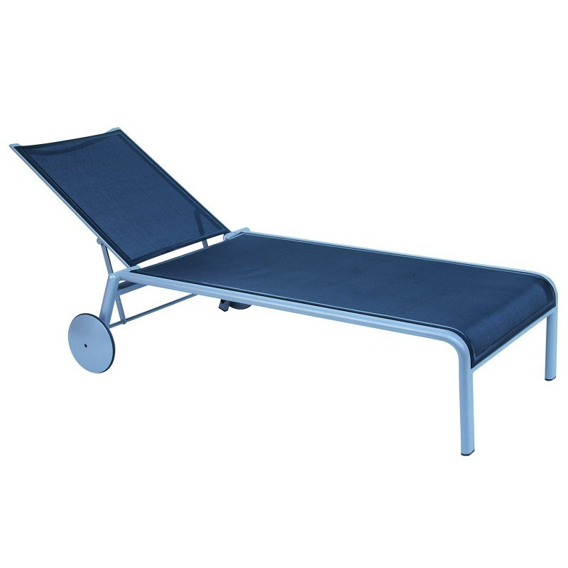 Outdoor Furniture: Chaise Lounges: Soft Chaise Lounge Chair
