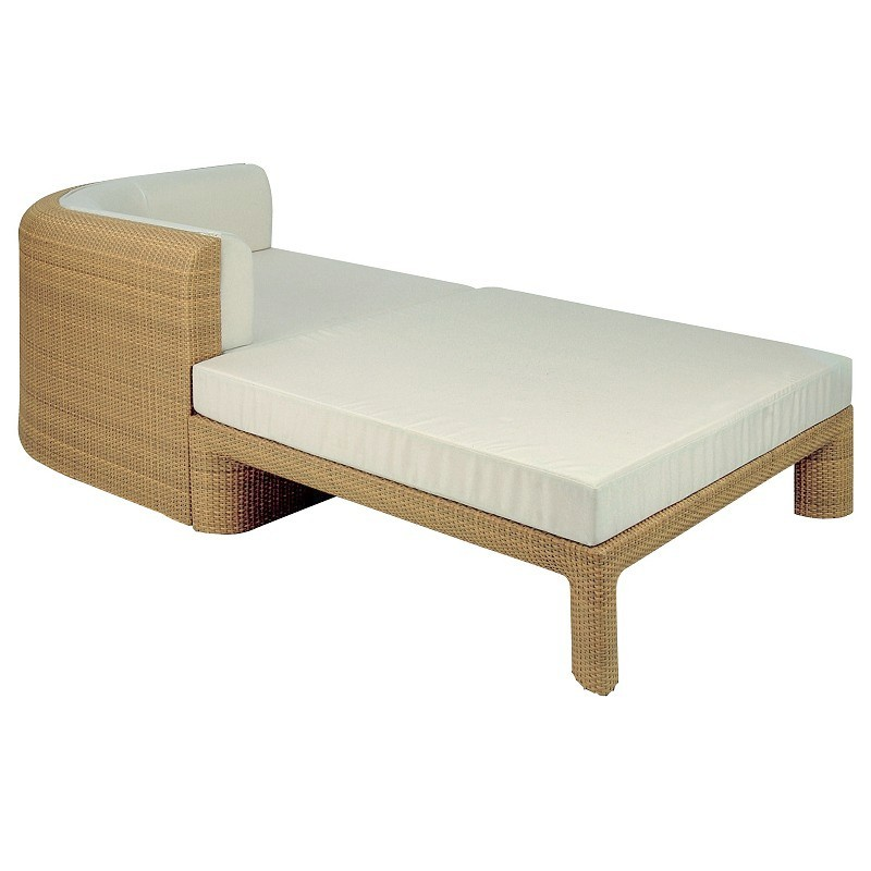 Xxl Commercial Deepseating Corner Chaise Lounge