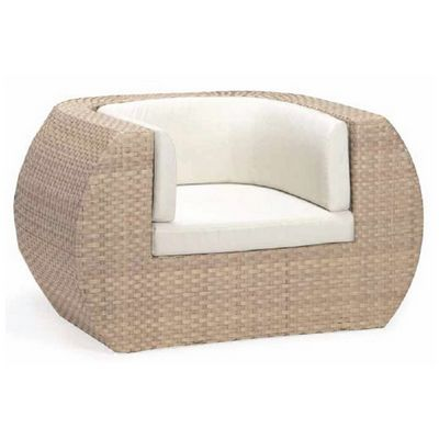 Nuevo Wicker Modern Outdoor Club Chair
