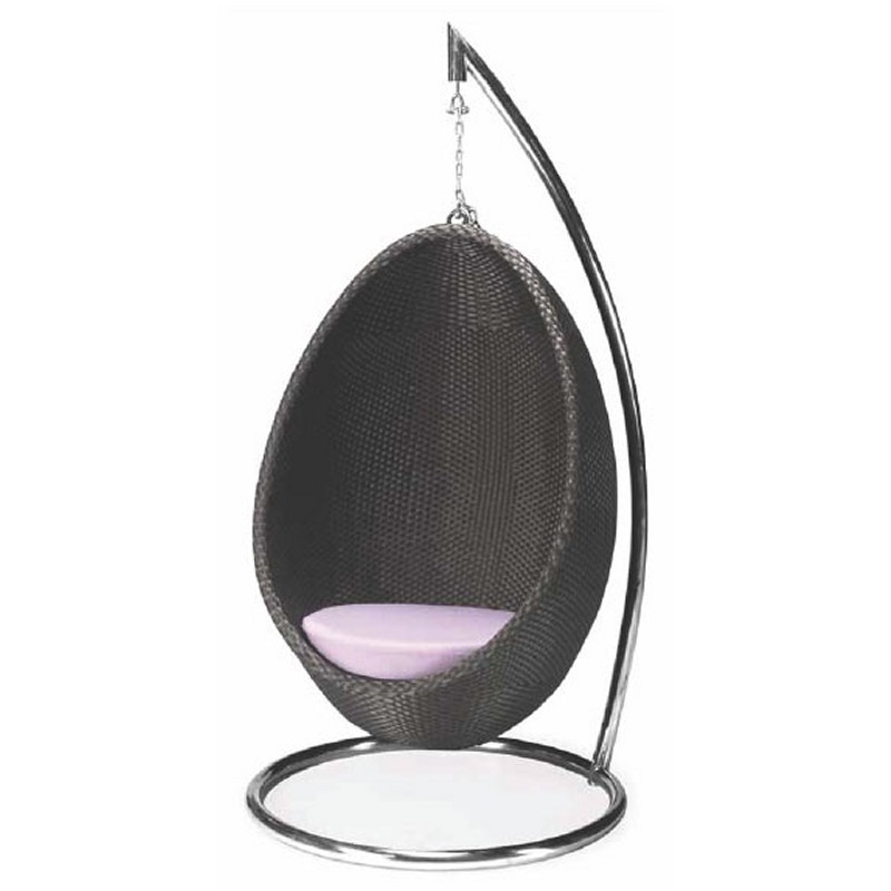 nuevo hanging egg swing patio chair nv hgga466