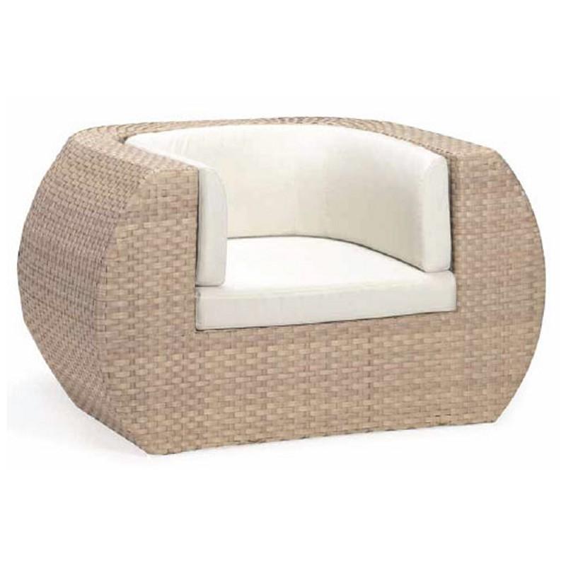 Nuevo Wicker Modern Outdoor Club Chair NV HGGA446 CozyDays