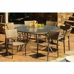 Maracay 9 Piece Outdoor Dining Set TO-MARD-009