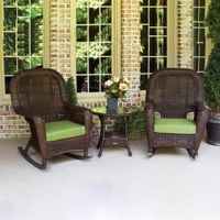 Sea Pines 3 Piece Outdoor Rocker Set TO-LEX-RT3