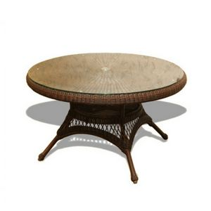 Sea Pines Outdoor Dining Table Round 48 inch TO-LEX-DT1