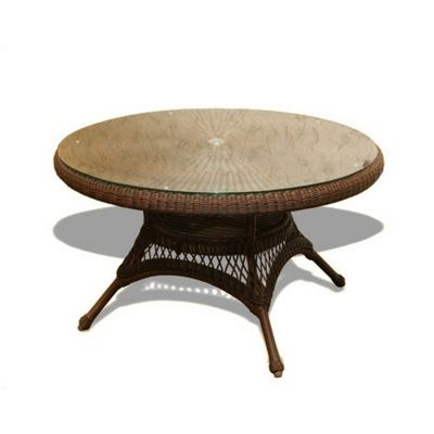 Sea Pines Outdoor Conversation Table Round 42 inch TO-LEX-LDT1