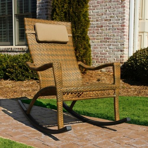 Maracay Outdoor Rocker Chair TO-MAR-RC-WCKR
