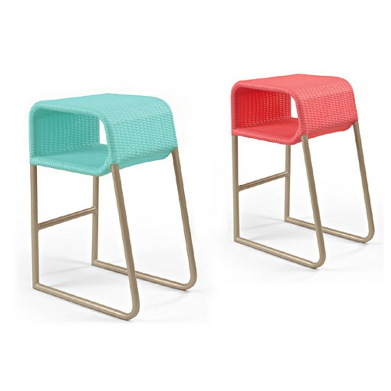 Lebello P-Stool-1 Outdoor Barstool