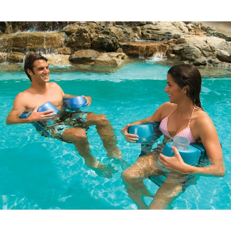 Foam Pool Lounges: Sling Pool Chair Aqua Cell