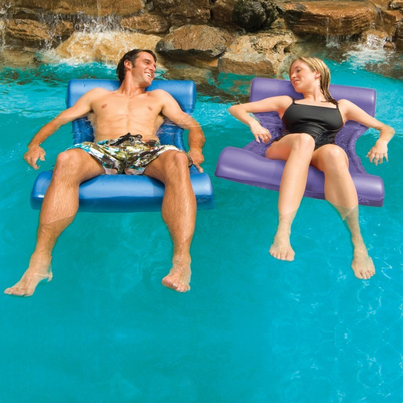 Large Foam Noodles: Hammock Foam Pool Float