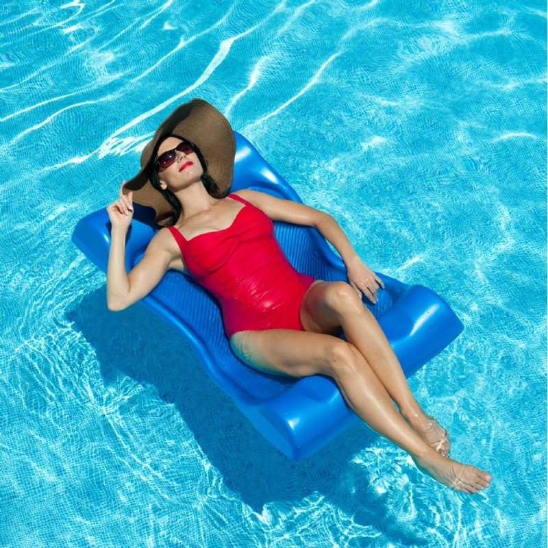 Hammock Foam Pool Float