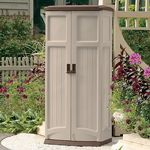 Garden Shed Vertical 20 Cubic Feet