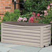 Extra Large Outdoor Storage Box 103 Gallons SUDB10300