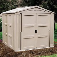 Storage Building Shed 310 Cubic Feet SUGS9500A