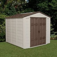 Storage Building Shed 352 Cubic Feet SUA01B01