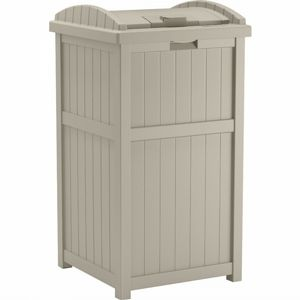 Outdoor Trash Hideaway Garbage Container SUGH1732