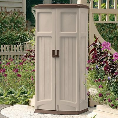 Garden Shed Vertical 20 Cubic Feet SUGS1250B