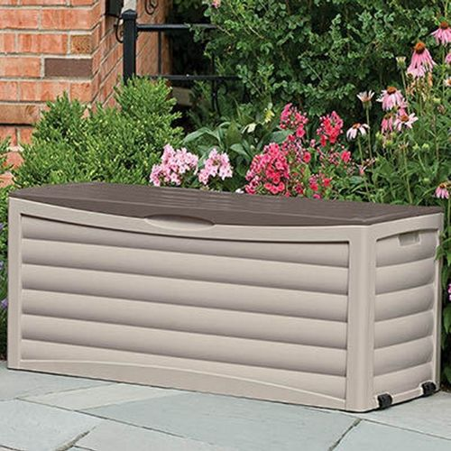 Extra Large Outdoor Storage Box 103 Gallons Sudb10300 Cozydays