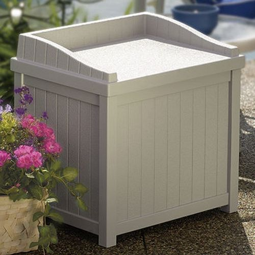 Patio Storage Seat 22 Gallons SUSS1000
