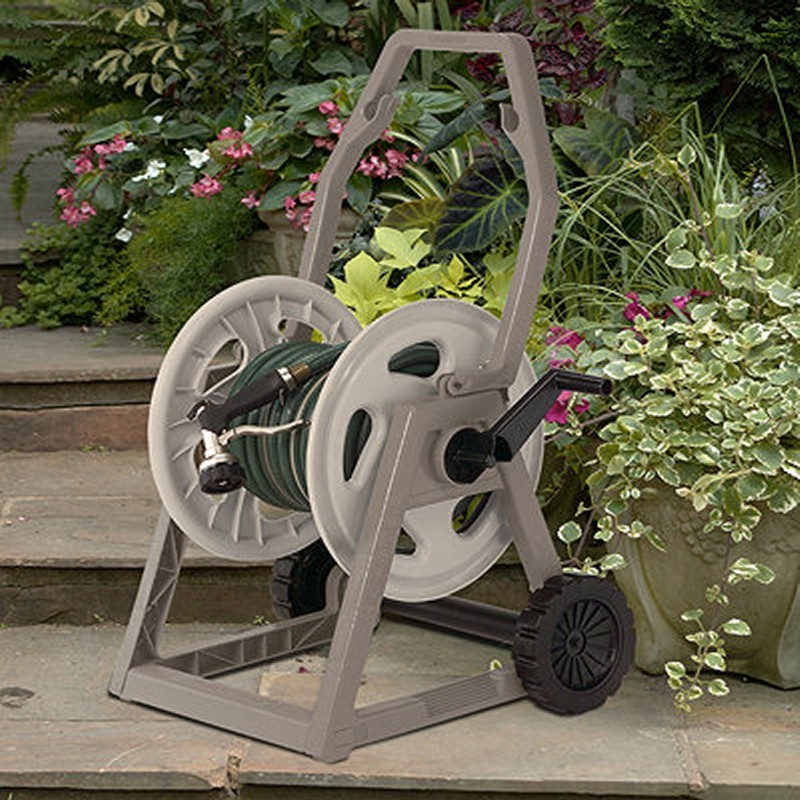 Fully Assembled Sheds: Garden Hose Reel Cart Hosemobile 225