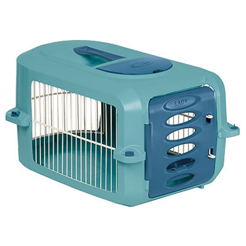 Pet Carrier 19 inch Blue