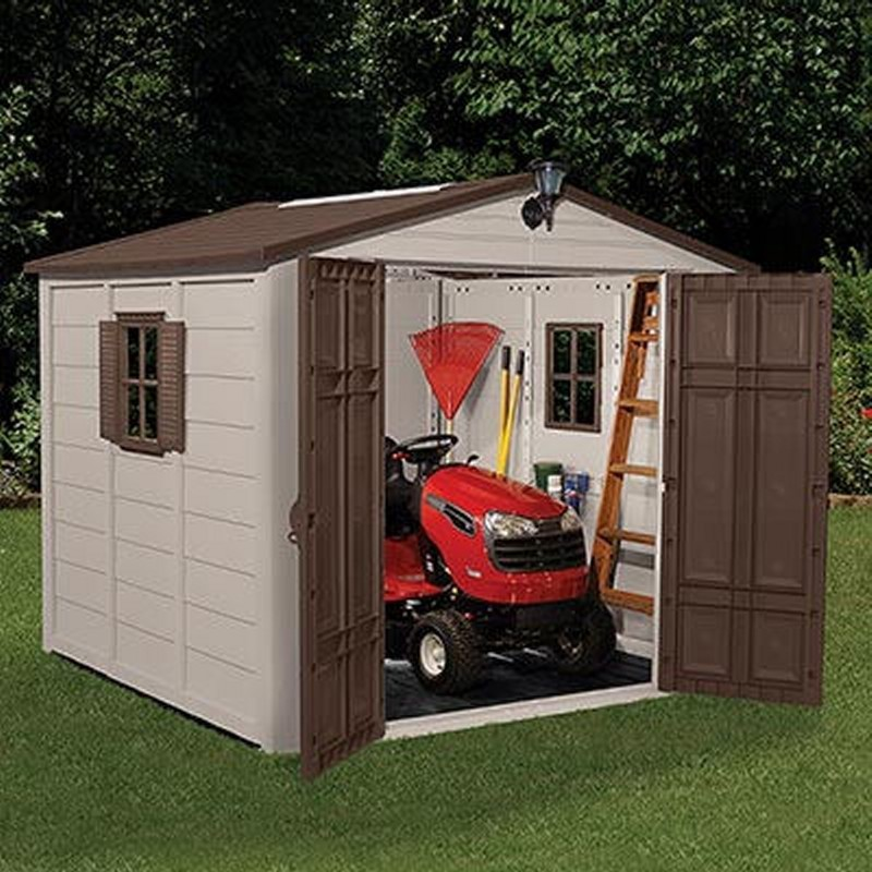 Home & Garden: Outdoor Sheds