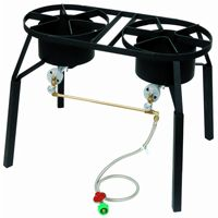 Outdoor Gas Cooker Dual Burner BYDB250
