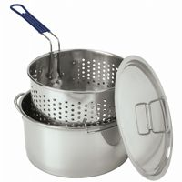 Stainless Steel Deep Fryer Pan 14qt BY1150