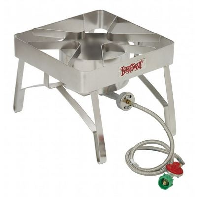 Outdoor Patio Gas Stove Stainless Steel Patio Stove BY-SS84