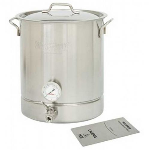 10 Gallon Stainless Steel 4 piece Brew Kettle Set 800-440 BY800-440
