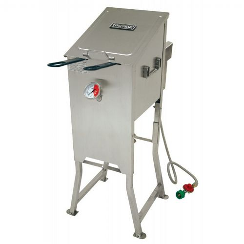 Outdoor Deep Fryer 4 Gal. BY700-701