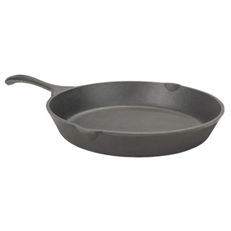 Bayou Classic 14 inch Cast Iron Skillet