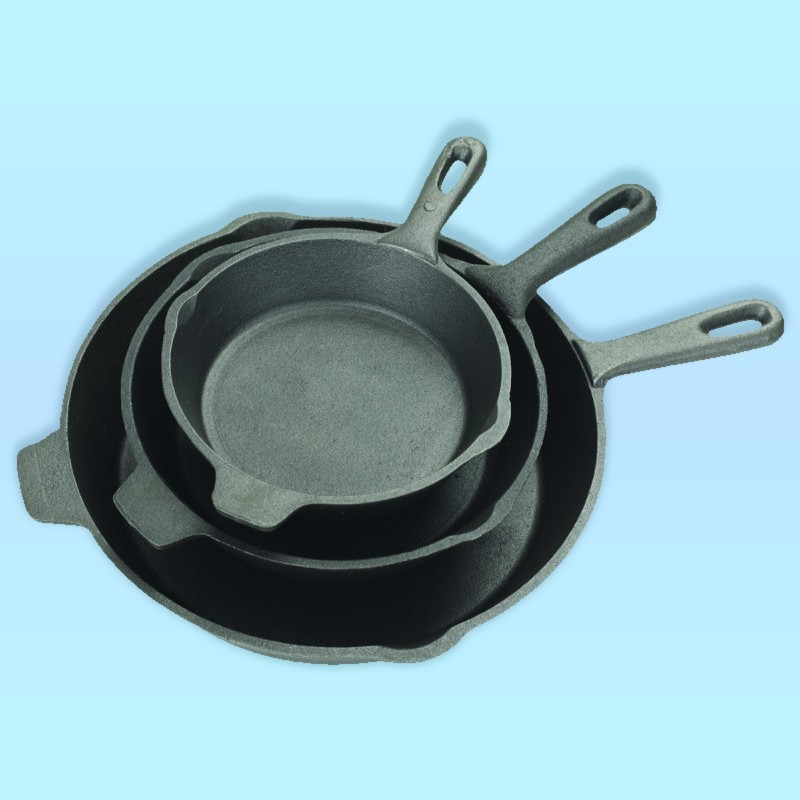 Popular Searches: Season a Cast Iron Pan