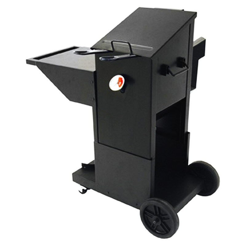 Turkey Fryers with Drain Spouts: Outdoor Deep Fryer 4 Gallons with Cart