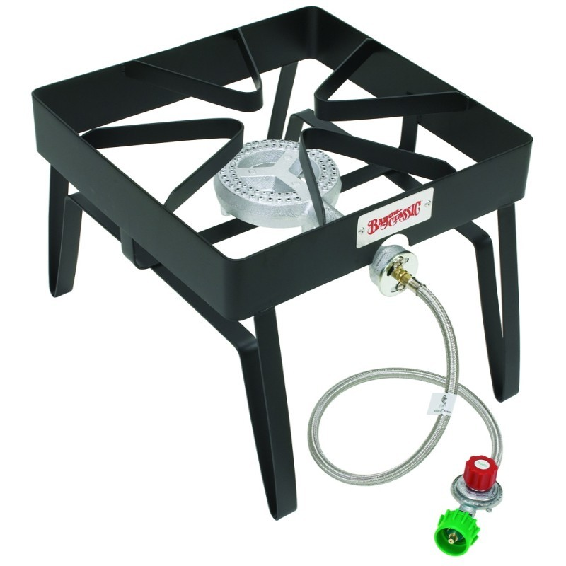Outdoor Patio Gas Stove Single