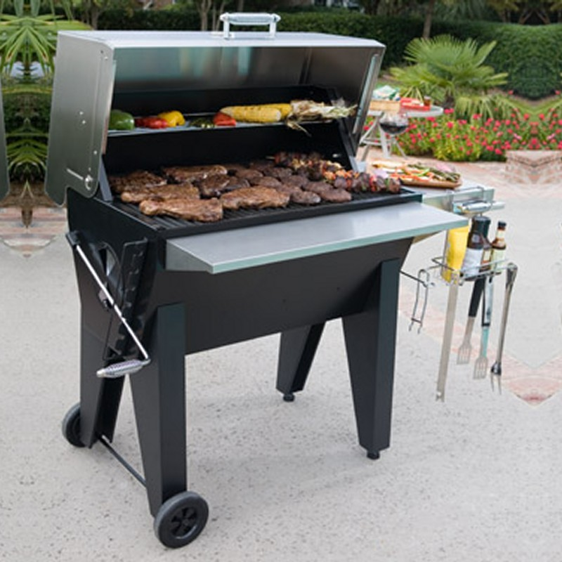 backyard classic hybrid grill submited images
