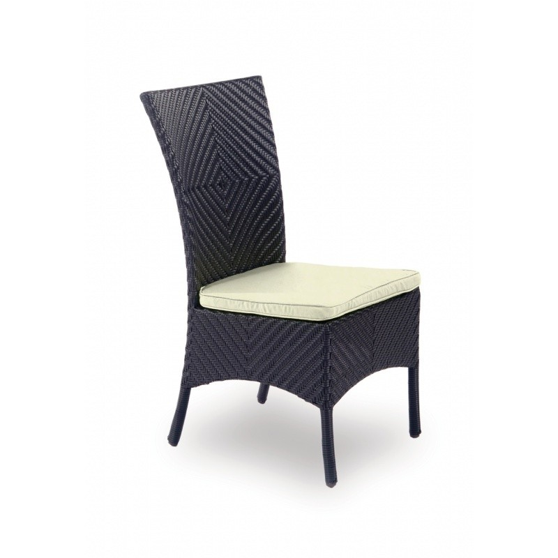 Marbella Outdoor Wicker Dining Chair : Patio Chairs