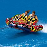 Chariot Towable Tube Raft for 2 Rider SP53-1780