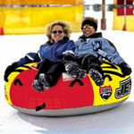Inflatable Snow Sleds